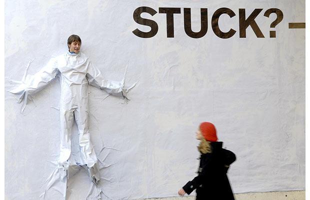 Stuck Billboard