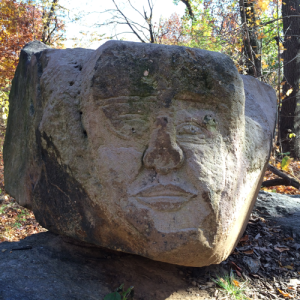 The Man in the Stone